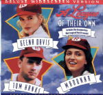"A LEAGUE OF THEIR OWN - COLLECTOR'S EDITION 12"" LASERDISC"